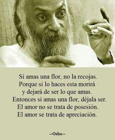 El amor no se trata de posesión...