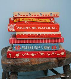 Valentine box collection