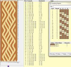 Diagonal, 20 tarjetas, repite dibujo cada 22 movimientos