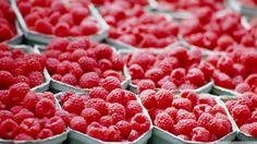 Red Raspberries Wallpaper Fruit - Best Wallpaper HD