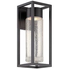 $248- exterior lights Structure Indoor/Outdoor LED Wall Sconce by Modern Forms at Lumens.com