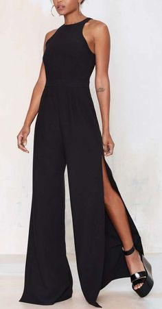 Palazzo Jumpsuit maybe, just maybe...