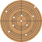 Solar System Model Craft - EnchantedLearning.com