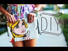 DIY RUNWAY:: Phillip Lim Inspired Clutch