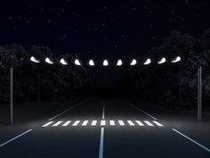 Air Crosswalk Design Concept by Art Lebedev Studio Perfect solution to increase pedestrian safety. New concept for crosswalks from Art Lebedev Studio. This is very smart solution as during the night this crosswalks becomes dangerous places especially...