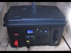 DIY Portable Solar Power Generator Part 2