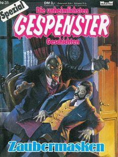 Gespenster Geschichten Spezial #31 - Zaubermasken