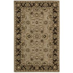 Nourison India House IH71 Taupe Area Rug  http://www.arearugstyles.com/nourison-india-house-ih71-taupe-area-rug.html