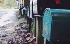 Mailbox, Post, Mail, Letter, Box, Postal, Communication