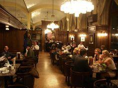 Cafe Schwarzenberg, Vienna