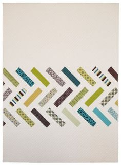 Here & There Quilt Pattern by blueisbleu on Etsy