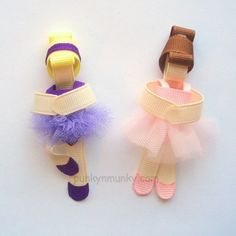 BALLERINA Hair Clips                                                                                                                                                                                 More