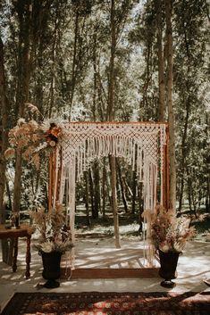 Brett + Cay   Die Woud Caledon – Grace Charlotte Boho Wedding Decorations, Wedding Ideas, Charlotte, Weddings, Wedding Ceremony Ideas