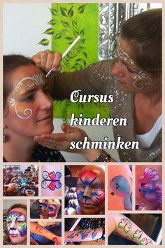 Cursus kinderen schminken