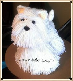 "Westie by: Just a little ""Loop""ie"