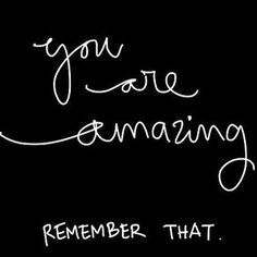 :)))))))))) #you #are #amazing #remember #that #motivation #motivationalquote by Ed Zimbardi http://edzimbardi.com