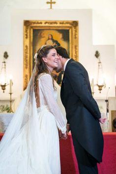 La boda de Paloma y Gonzaga en Marbella © Liven Photography