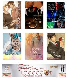 Celebrate Gay Marriage with 26 Loose Id LGBT Romances -- first comes love, then comes marriage! Fall in love with love.