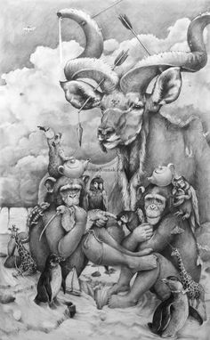 Adonna Khare-Drawings-4583