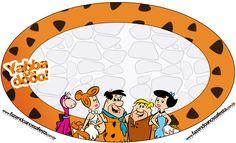 Placa Os Flintstones: