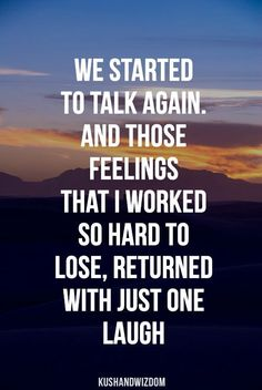"""Sad Love Quotes : QUOTATION – Image : Quotes Of the day – Life Quote See, this is why I COULDNT be your """"friend"""" again when you asked…I worked hard to get rid of those feelings, to grow stronger & to find out who I am…& I knew that if I have in, all if … Wise Quotes, Crush Quotes, Quotes To Live By, Inspirational Quotes, In My Feelings, Relationship Quotes, Relationships, Wise Words, Favorite Quotes"""