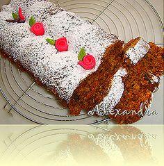 Νηστήσιμο κέικ με λίγες θερμίδες Sweets Recipes, Cake Recipes, Greek Cookbook, Greek Desserts, Cooking Cake, Brownie Cake, Brownies, Angel Cake, Light Recipes