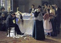 ¡Mira qué bonita era!,1895. En deposito en el Museo Julio Romero de Torres,Córdoba.