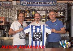 Equipo de fútbol de Guadalajara (España):  MESÓN ALCARREÑO RENUEVA CON EL HOGAR ALCARREÑO-AC...