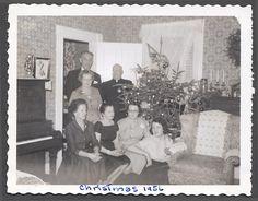 Christmas 1956...