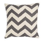 This beautiful line of wool cushion covers merge the best in contemporary and abstract design and are produced using the finest, traditional Grey Cushion Covers, Grey Cushions, Cushion Pads, Chevron Home Decor, Grey Home Decor, Contemporary Cushions, Modern Contemporary, Copper And Grey, Embroidered Cushions
