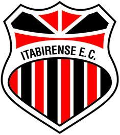 ITABIRENSE ESPORTE CLUBE Time Do Brasil, Playing Cards, Soccer, Football, Logos, Design, Football Squads, Table Football, Hs Sports