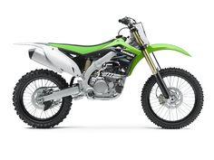 Kawasaki KX450F - MotoTape
