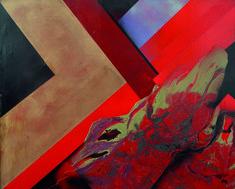 Abismo II, Xaime Quesada Blanco, 1996 1975, Painting, Pintura, Art, White People, Painting Art, Paintings, Painted Canvas, Drawings