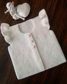 May the buyer happily use . May the buyer happily use with health . Baby Knitting Patterns, Baby Hats Knitting, Knitting For Kids, Crochet For Kids, Baby Patterns, Crochet Baby, Knit Baby Sweaters, Knitted Baby Clothes, Baby Coat
