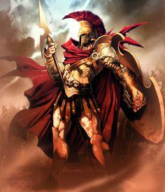 Ares - Greek God - God of War