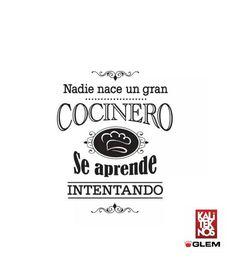 #Frases de Cocina