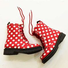 Kiss my Aster!: Game Changer: Doc Martens Rubber Boots