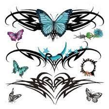 Tribal tattoos are one of the most popular tattoo styles in the world. Learn about tribal tattoos, tribal tattoo meanings, tribal tattoo ideas, and view tribal tattoo designs. Tribal Tattoo Designs, Tribal Tattoos With Meaning, Tribal Butterfly Tattoo, Tribal Tattoos For Women, Butterfly Tattoo Designs, Dragonfly Tattoo, Butterfly Design, Monarch Butterfly, Tattoo Ideas