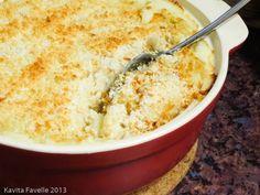 Kavey's Chicken Tarragon Pasta Bake » Kavey Eats