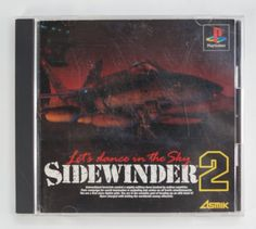 #PS1 Japanese Sidewinder 2 SLPS-00954 http://www.japanstuff.biz/ CLICK THE FOLLOWING LINK TO BUY IT ( IF STILL AVAILABLE ) http://www.delcampe.net/page/item/id,351029222,language,E.html