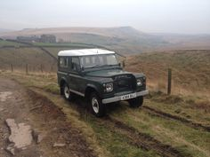 """My Series 3 Land Rover 88"""" SWB mid renovation. Just the interior to do now."""