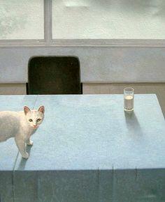 Zai Kuang. Cat in the Room, 2004.