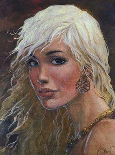 Aaricia    Thorgal