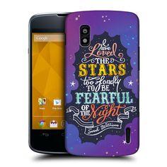 HEAD CASE STARS INSPIRATIONAL TYPOGRAPHY BACK CASE FOR LG NEXUS 4 E960 | eBay Typography Inspiration, Cover, Samsung, Inspirational, Stars, Phone, Ebay, Telephone, Sterne