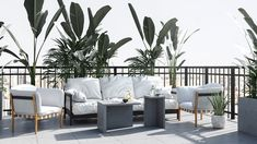 Penthouse Art Deco modern, Asmita Gardens, București - Creativ-Interior Terrace Design, Outdoor Furniture Sets, Outdoor Decor, Design Art, Art Deco, Gardens, Creative, Modern, Home Decor