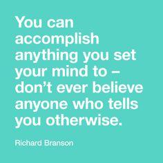 Richard Branson on his 'My letter to my younger dyslexic self'  #richardbranson #mentoring #coaching #entrepreneurship #dyslexia #quotes #virgin