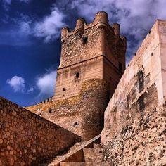 Castillo de Villena, una maravilla