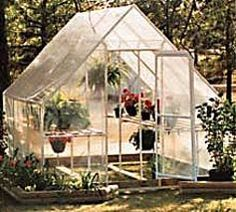 The Little Greenhouse - cheap pvc greenhouses