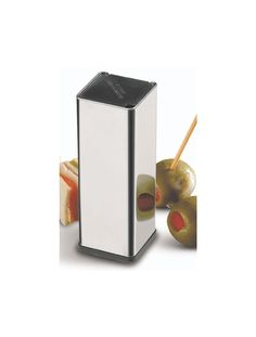 Tramontina - Utility - Toothpick Holder in stainless steel