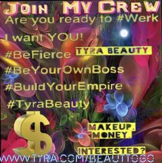 Join my beauttogo Tyra crew 4 days left $69 to join and get an incredible business and tools you need to be your own boss . Prodicts worth over $200 come on guys its a beautiful business be a badass boss 👍💕💄👠💰🎁💰💰💰📱💻📷